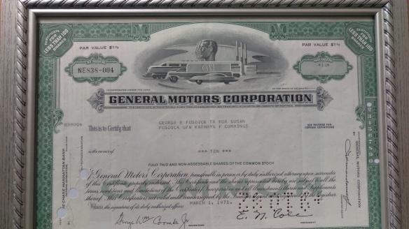 General Motors Aktie
