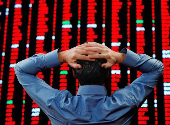 Aktienmarkt Crash