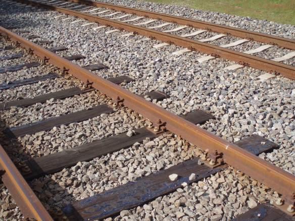 Eisenbahnschwellen