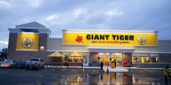 Giant Tiger Market North West Company