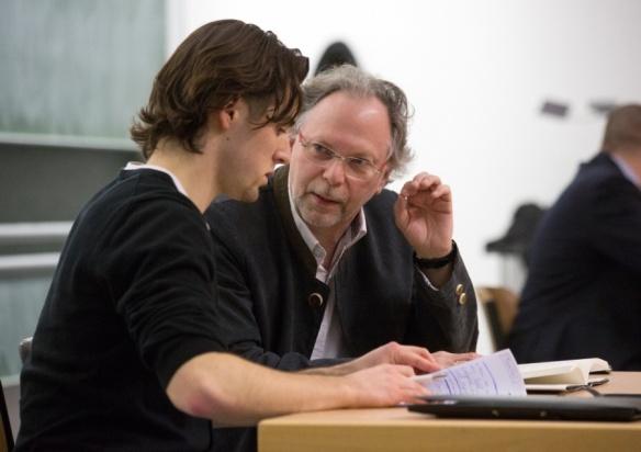 Professor Joachim Weimann Magdeburg
