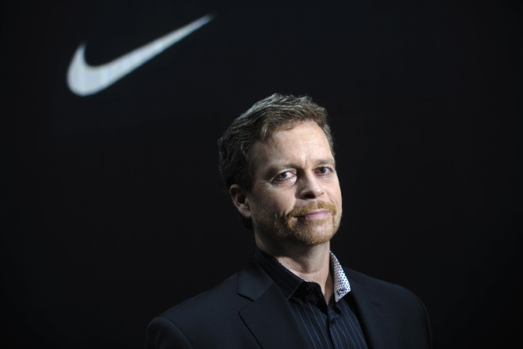 Mark Parker Nike