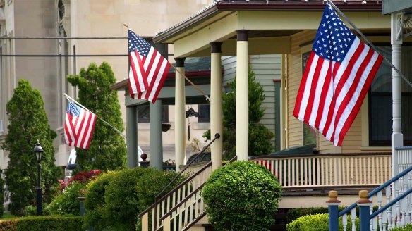 US Flaggen
