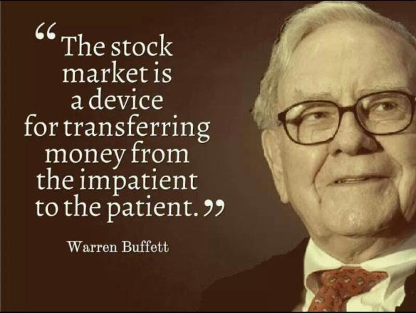 Warren Buffett Zitat